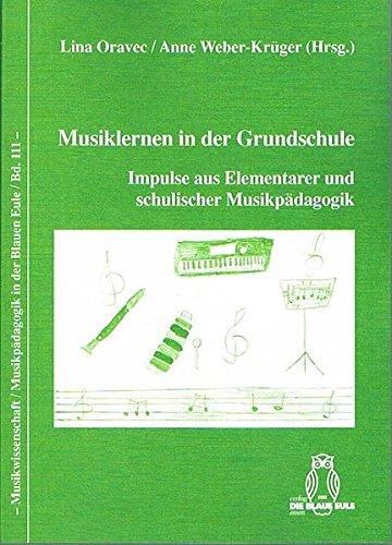 Musiklernen in der Grundschule: Lina Oravec