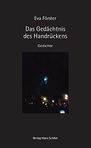 9783899304176: Das Gedächtnis des Handrückens