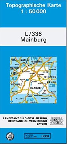 Mainburg 1 : 50 000
