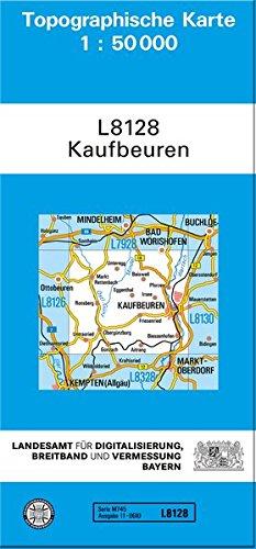 9783899330847: TK50 L8128 Kaufbeuren