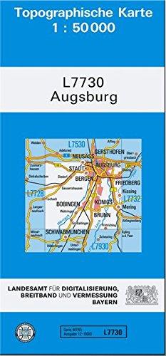 Augsburg 1 : 50 000
