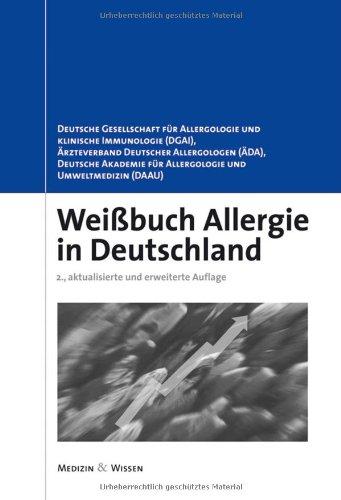 Weissbuch Allergie in Deutschland: Ring, Johannes, Thomas
