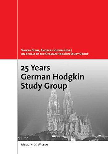 9783899352085: 25 Years German Study Group