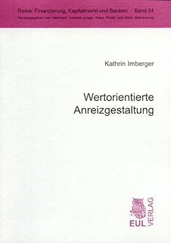 Wertorientierte Anreizgestaltung: Kathrin Imberger