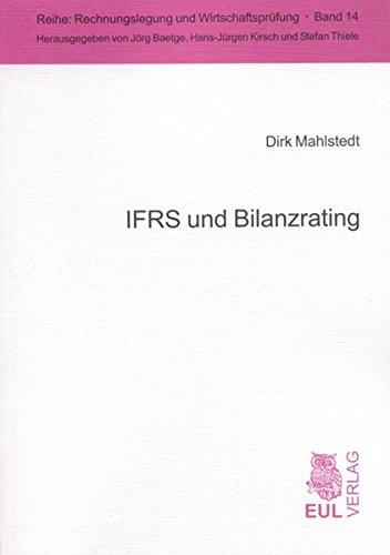 IFRS und Bilanzrating: Dirk Mahlstedt