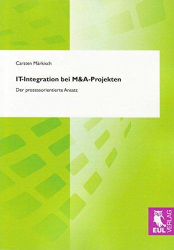 IT-Integration bei M&A-Projekten: Carsten Märkisch
