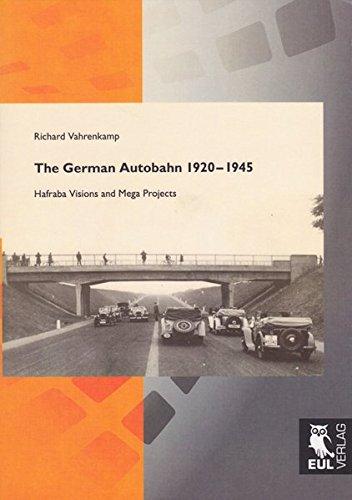 9783899369403: The German Autobahn 1920-1945