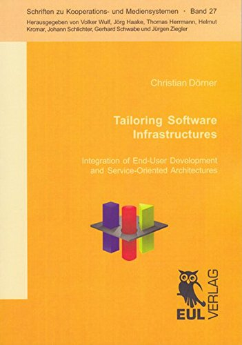 Tailoring Software Infrastructures : Integration of End-User Development and Service-Oriented Architecture - Christian Dörner