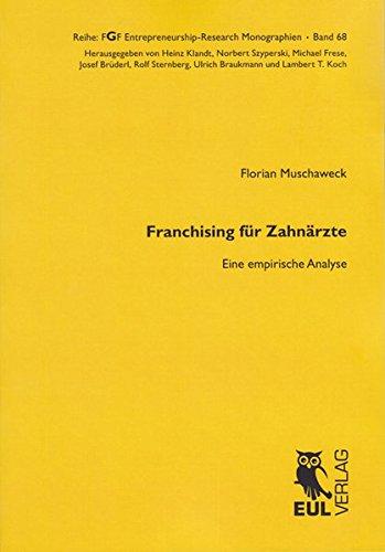 Franchising für Zahnärzte: Florian Muschaweck