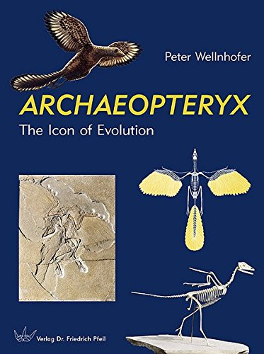 9783899371086: ARCHAEOPTERYX: The Icon of Evolution