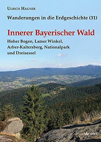 9783899371741: Innerer Bayerischer Wald