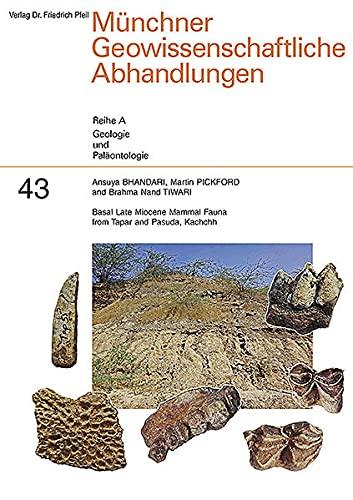 Basal Late Miocene Mammal Fauna from Tapar