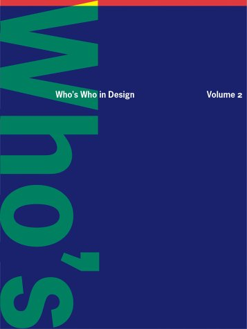 9783899390636: Who's Who in Design 2.