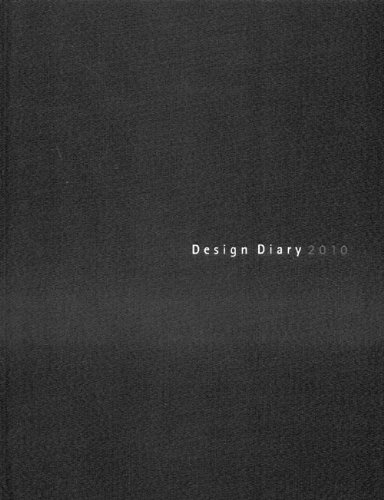 9783899391114: Design Diary 2010 (English and German Edition)