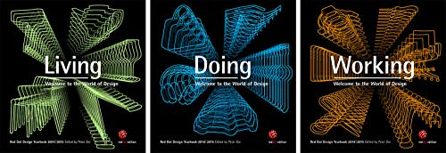 Red Dot Design Yearbook Living, Doing & Working: 2014/2015, 3 Bde.: Peter Zec