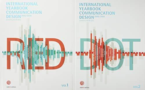 International Yearbook Communication Design 2015/2016, 2 Vols. with DVD-ROM: Peter Zec