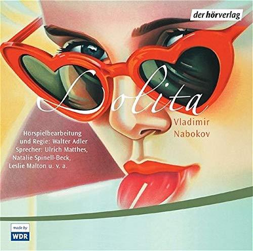 Lolita. 2 CDs.: Nabokov, Vladimir, Adler,