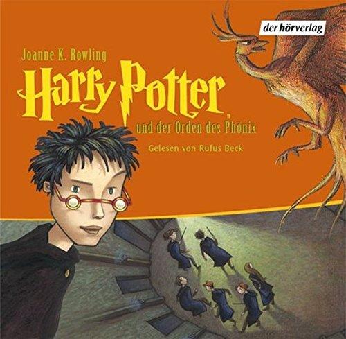 Harry Potter und der Orden des Phönix.: Rowling, Joanne K.: