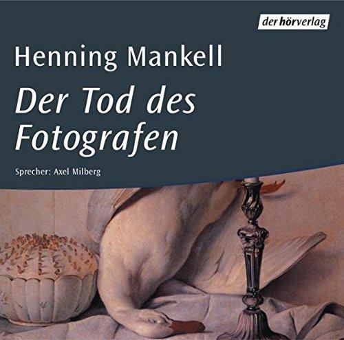 9783899401950: Der Tod des Fotografen. 2 CDs