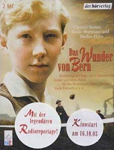 9783899402285: Das Wunder Von Bern [Musikkassette]