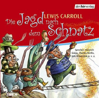 Die Jagd nach dem Schnatz: Hörspiel: Lewis,Sturm, Oliver,Steffen, Manfred