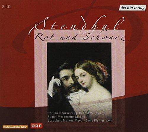 9783899404678: Rot und Schwarz: H�rspiel. Produktion: Deutschland Radio /ORF 2005