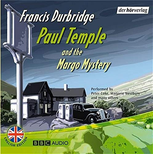 9783899404876: Paul Temple and the Margo Mystery. 4 CDs