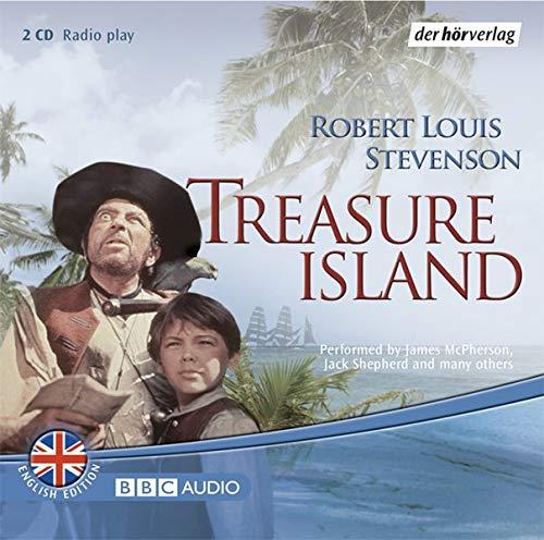 Treasure Island. 2 CDs: Level: Intermediate: Stevenson, Robert Louis