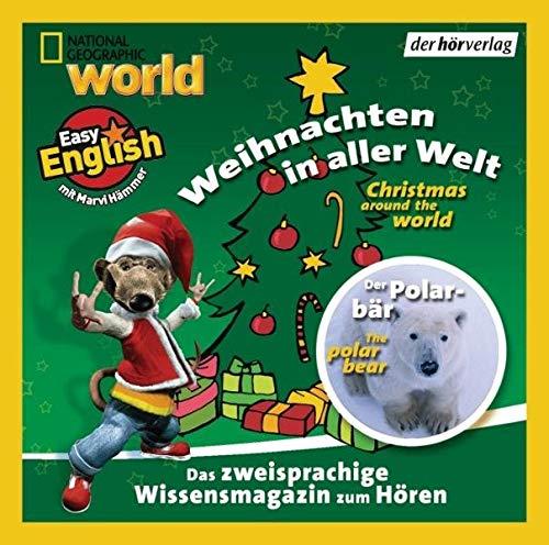9783899406658: Marvi H�mmer 11. CD: Weihnachten in aller Welt / Der Polarb�r