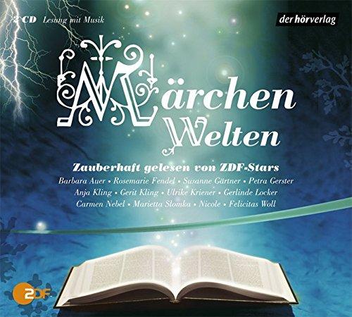 9783899406733: Märchen Welten. 2 CDs: Lesungen mit Musik