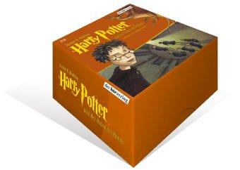 9783899406788: Harry Potter und der Orden des Phönix, 27 Audio-CDs (Tl. 5). Sonderausgabe. [Audiobook]