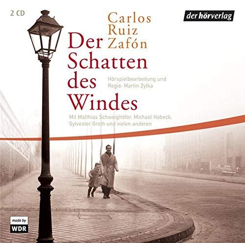 9783899407457: Der Schatten des Windes. 2 CDs