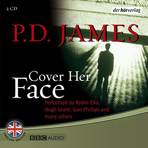 9783899407686: Cover her Face. 2 CDs