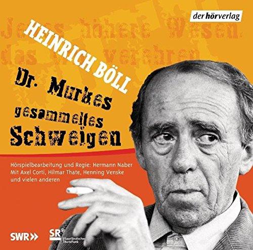 9783899408157: Dr. Murkes gesammeltes Schweigen. CD