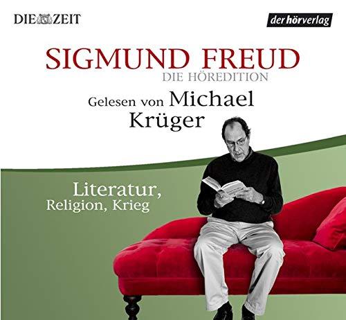 Literatur, Religion, Krieg. 2 CDs (9783899408447) by Sigmund Freud
