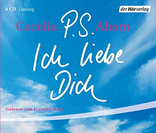 P.S. Ich liebe Dich, 4 Audio-CDs + Bonus-CD: Ahern, Cecelia / Hain, Jeanette