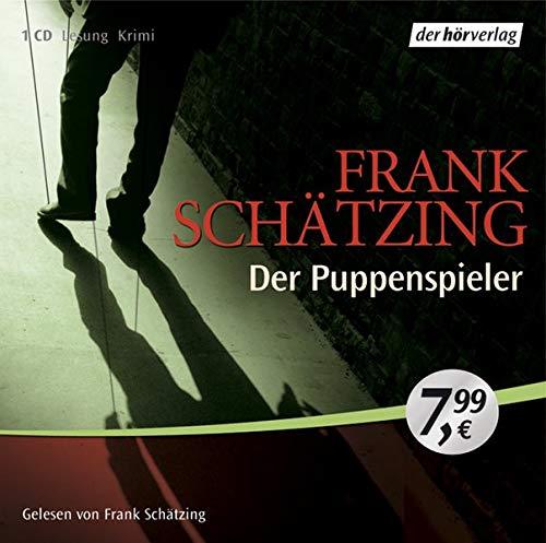 9783899408874: Der Puppenspieler. CD