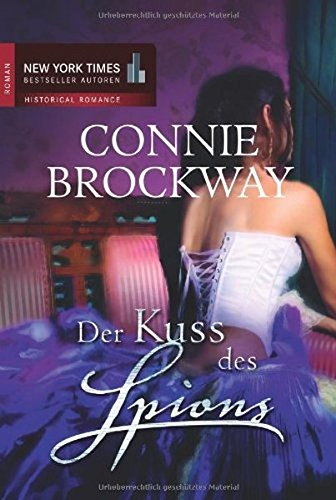 Der Kuss des Spions (X5t) - Brockway, Connie