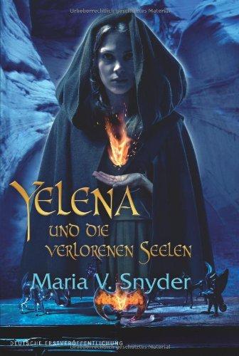 9783899418545: Yelena und die verlorenen Seelen