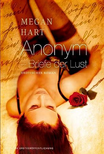 9783899419580: Anonym - Briefe der Lust