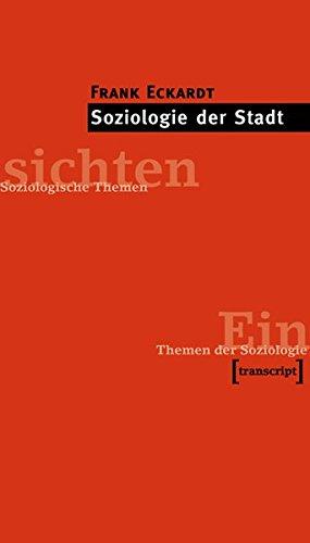 9783899421453: Soziologie der Stadt: Themen der Soziologie