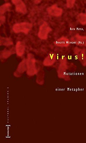 9783899421934: VIRUS!: Mutationen einer Metapher