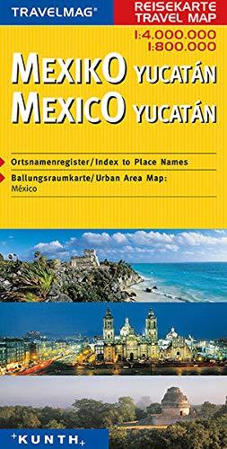 9783899440096: Mexico/Yucatan