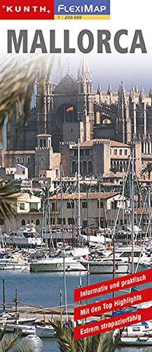 9783899441888: KUNTH FlexiMap Mallorca 1 : 200 000: Fleximaps Europa / Informativ und praktisch / Mit den Top-Highlights / Extrem strapazierfähig
