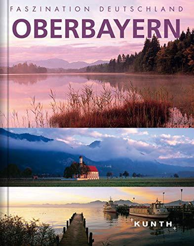 9783899443370: Faszination Deutschland Oberbayern