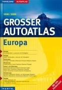 9783899444186: Grosser Autoatlas Europa - 2008/2009