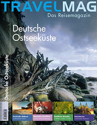 9783899444797: Travelmag Deutsche Ostseeküste: Das Reisemagazin