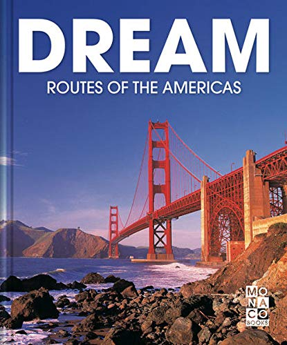 9783899446678: Dream Routes of the Americas