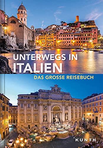 9783899446869: Unterwegs in Italien: Das grosse Reisebuch