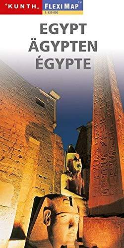 9783899447477: Fleximap Magnum Ägypten 1 : 800 000